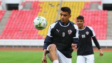 Photo of رسميا – عمر السعيد إلى الجونة على سبيل الإعارة