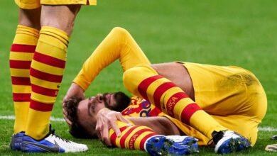 Photo of تطورات جديدة بشأن إصابة جيرارد بيكيه مع برشلونة
