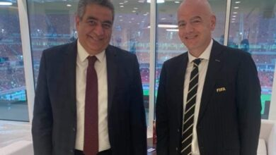 Photo of مجاهد يجتمع برئيس الفيفا قبل انطلاق مباراة الأهلي وبايرن ميونخ