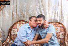 Photo of بالصور.. فرجاني ساسي يحقق أمنية مشجع زملكاوي من المنصورة