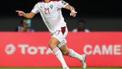 Photo of رتوش بسيطة تقرب سفيان رحيمي من العين الإماراتي