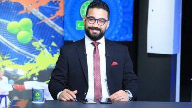 Photo of أحمد درويش يحصل على جائزة التفوق الصحفي