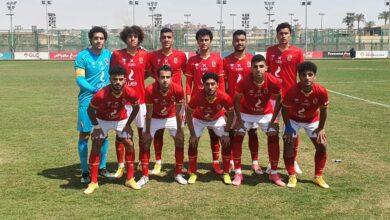 Photo of عاجل | اتحاد الكرة يحسم الجدل في مباراة الأهلي والزمالك للشباب