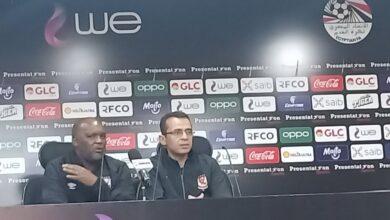 Photo of موسيماني يكشف حقيقة اشتبكاته مع كارتيرون خلال المباراة