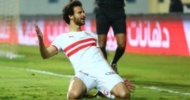 Photo of محمود علاء يقترب من الرحيل عن الزمالك