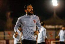 Photo of على معلول يواصل برنامجه للعودة للملاعب