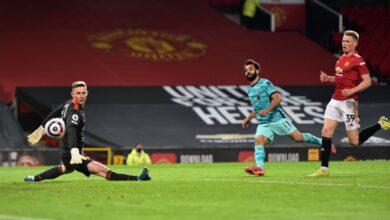 Photo of ليفربول يكتسح مانشستر يونايتد برباعية فى الدوري الانجليزي