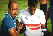 Photo of ظهير أيسر الزمالك جاهز لمباراة القمة.. شاهد التفاصيل