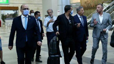 Photo of الخطيب يستقبل بعثة الترجي فى مطار القاهرة