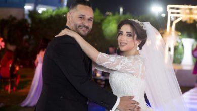 Photo of الإعلامي أسامة امام يحتفل بحفل زفافه وسط كوكبة من نجوم الرياضة و كرة القدم