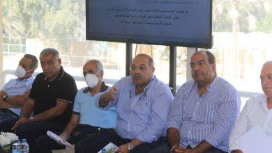 Photo of هشام حطب فى اجتماعه السنوى مع الهيئات يعلن تشكيل لجان فنية