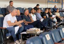 Photo of كيروش وجهاز المنتخب يتابعون مباراة بيراميدز وسموحة