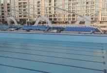 Photo of خبر سار| ساعات قليلة وتنتهي الأعمال بمجمع حمامات السباحه رقم 5 تمهيداً لافتتاحه